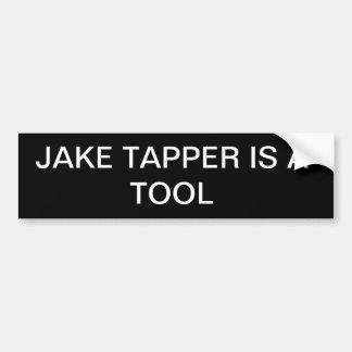 Adesivo Para Carro Autocolante no vidro traseiro do batedor de Jake