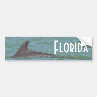 Adesivo Para Carro Autocolante no vidro traseiro do golfinho de
