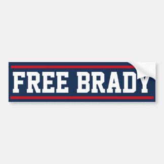 Adesivo Para Carro Autocolante no vidro traseiro livre de Brady