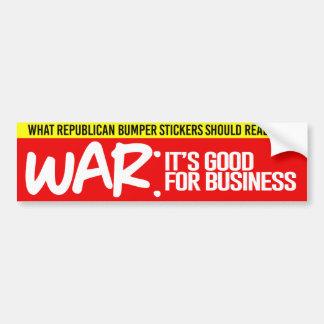 Adesivo Para Carro Autocolante no vidro traseiro republicano - a