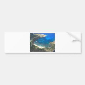 Adesivo Para Carro Baía Havaí de Hanauma
