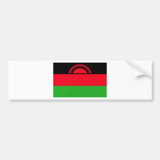 Adesivo Para Carro Baixo custo! Bandeira de Malawi