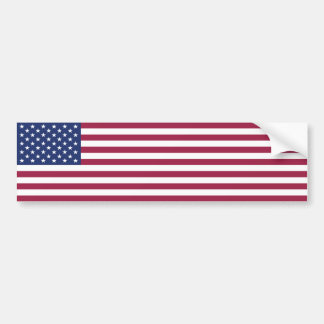 Adesivo Para Carro Bandeira americana do autocolante no vidro
