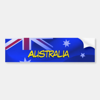 Adesivo Para Carro Bandeira australiana