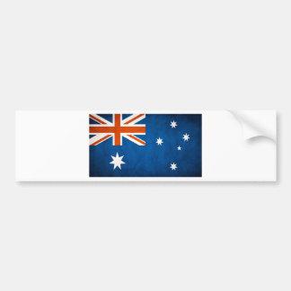 Adesivo Para Carro Bandeira de Austrália