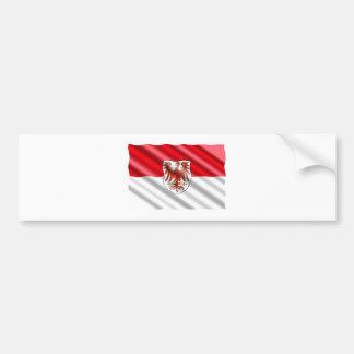 Adesivo Para Carro Bandeira de Brandemburgo