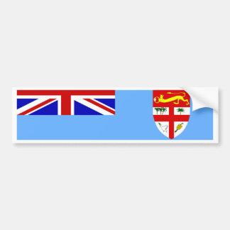 Adesivo Para Carro Bandeira de Fiji