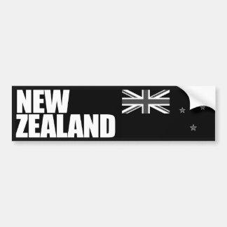 Adesivo Para Carro Bandeira de Nova Zelândia