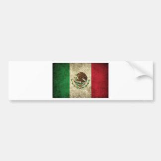 Adesivo Para Carro Bandeira mexicana