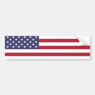 """Adesivo Para Carro """"Bandeira nacional dos Estados Unidos da América"""