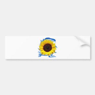 Adesivo Para Carro benevolência das Sun-luzes