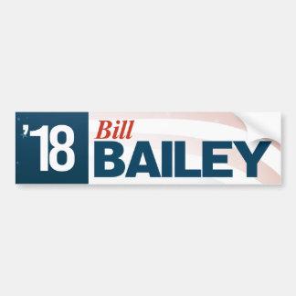 Adesivo Para Carro Bill Bailey