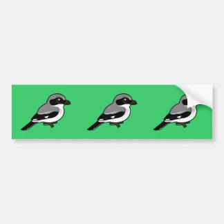Adesivo Para Carro Boba Shrike de Birdorable