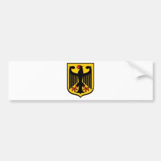Adesivo Para Carro Brasão de Alemanha