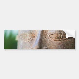 Adesivo Para Carro Buddha enfrenta