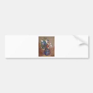 Adesivo Para Carro Buquê das flores - Odilon Redon