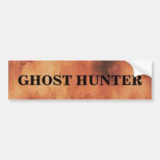 Adesivo Para Carro Caçador do fantasma assustador