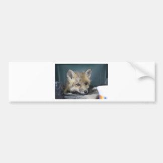 Adesivo Para Carro Capa de telefone do Fox