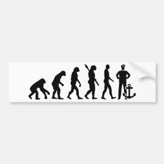 Adesivo Para Carro Capitão da evolução