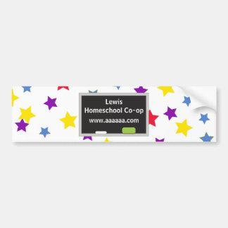 Adesivo Para Carro Capoeira colorida da escola das casas das estrelas