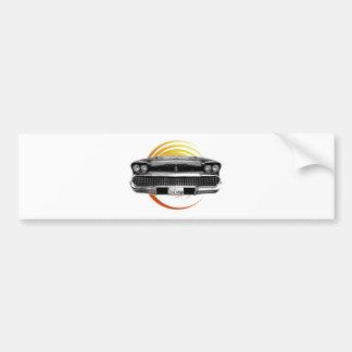 Adesivo Para Carro Carro clássico