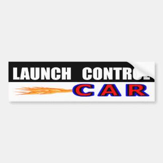 Adesivo Para Carro Carro do controle do lançamento