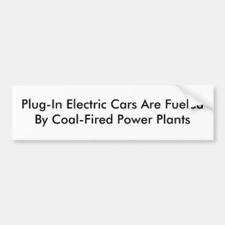 Adesivo Para Carro Carros elétricos de encaixe