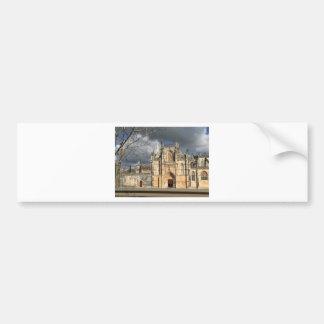 Adesivo Para Carro Castelo português