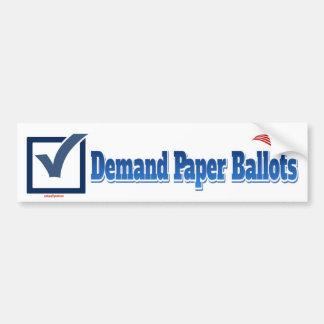Adesivo Para Carro Cédulas de papel da procura