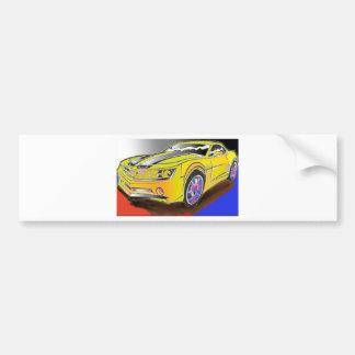 Adesivo Para Carro Chevy Camero