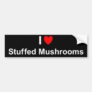 Adesivo Para Carro Cogumelos enchidos