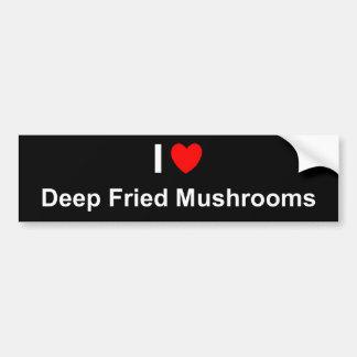 Adesivo Para Carro Cogumelos fritados