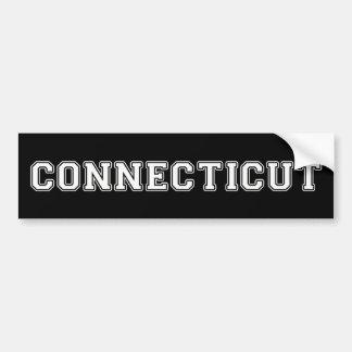 Adesivo Para Carro Connecticut
