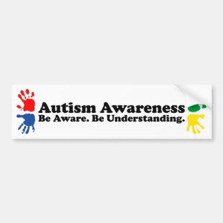 Adesivo Para Carro Consciência do autismo