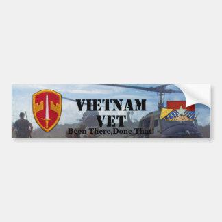 Adesivo Para Carro Conselheiros militares Vietnam Nam de MACV Sog
