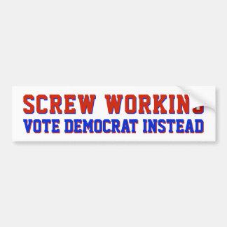 Adesivo Para Carro Conservador político do GOP dos pro trabalhos de