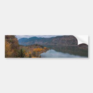 Adesivo Para Carro Cor da queda ao longo do desfiladeiro Oregon do