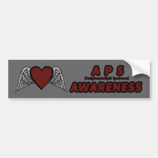 Adesivo Para Carro Coração/asas… APS