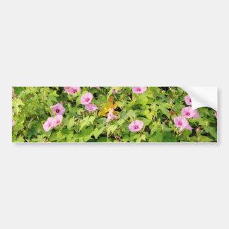 Adesivo Para Carro Corriolas cor-de-rosa Bush