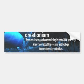 Adesivo Para Carro criacionismo