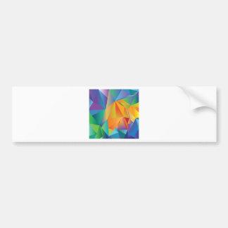 Adesivo Para Carro cristal colorido