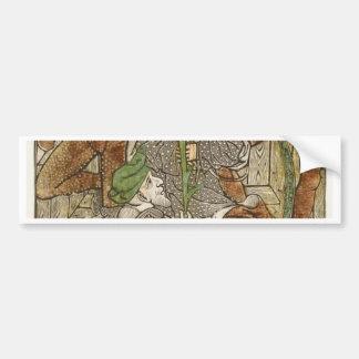 Adesivo Para Carro Cristo coroado com espinhos