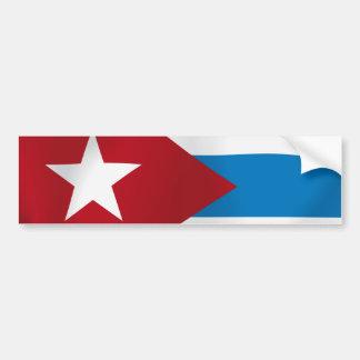 Adesivo Para Carro Cuba