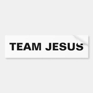 """Adesivo Para Carro Da """"autocolante no vidro traseiro de Jesus equipe"""""""