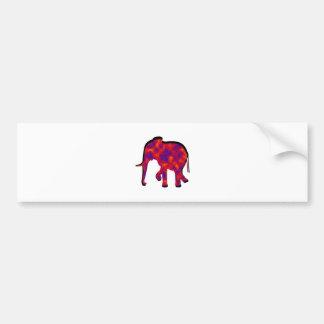 Adesivo Para Carro Daze do elefante