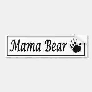 Adesivo Para Carro Decalque da etiqueta do carro do Mama Carregamento