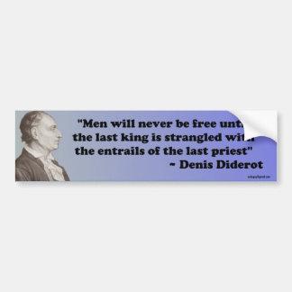 Adesivo Para Carro Denis Diderot