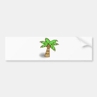 Adesivo Para Carro Desenho da palmeira