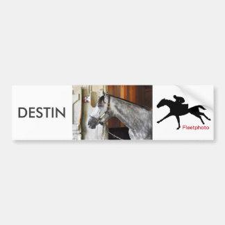 Adesivo Para Carro Destin - abrigo do cavalo