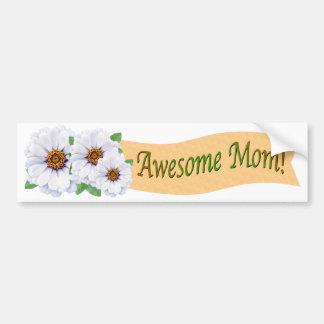 Adesivo Para Carro Dia das mães impressionante da mamã